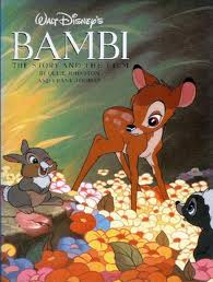 Disney Animated Film #5-Bambi