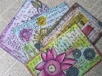 Doodle-my-Profile Postcard Swap