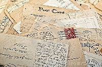 dractsop sdrawkcab (Backwards Postcard)