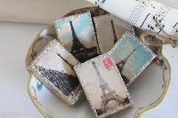 Matchbox of Handmade Earrings