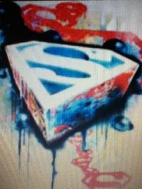 DC Super Hero ATC #1 of 9 --->Superman