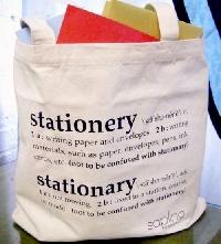 Stationary stationery #1