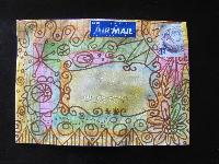 Art Envelope Free Theme #4