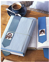 SS: Photo Bookmark APRIL: blue OR blue skies