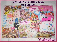 Cute Mail in your Mailbox & Kawaii Memos Swap~