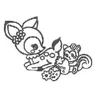 I❤K: May Kawaii Sticker Flakes
