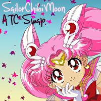 Sailor Chibi Moon ATC Swap