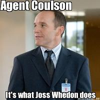 Avengers ATC Series #8 - Agent Coulson