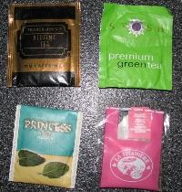 Anonymous Tea Trade #5 ~ Quick Send