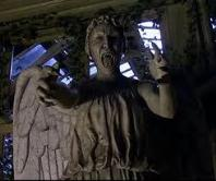 Doctor Who ATC series #13 - Weeping Angel & Ood
