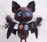 HS- Halloween Altered/Art Doll