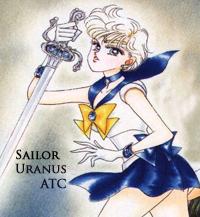 Sailor Uranus ATC Swap