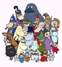 Moomin TWINCHIES