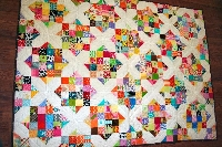 Arkansas Crossroads Quilt Block Swap