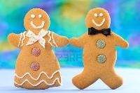 Gingerbread Dotee