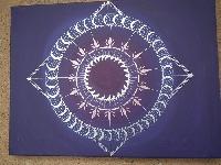 February Mandala
