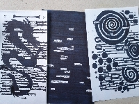 Blackout Poetry #6