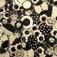 April black & white swap