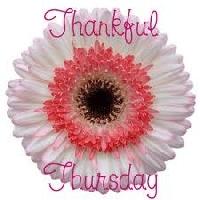 Thankful Thursdays #1 - Tweet Me!