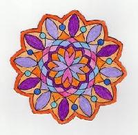 September Mandala