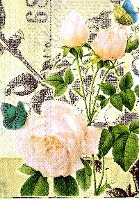 decorative paper napkins for collage crafts - Decorative Paper Napkins