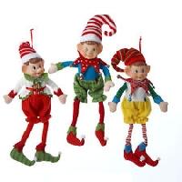 Christmas Elf ATC, Skinny or Twinchies