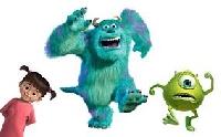 Monsters Inc. PC swap