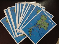 map card from your country/city/state/province #13