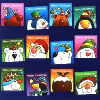 Christmas Time - Card Swap