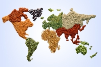 Edibles: Around the World #2