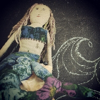 MLU: A Mermaid Doll with Stuffing!