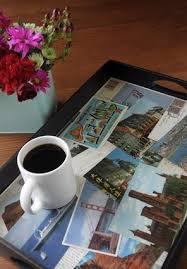 EOTPF: Tea & a  Postcard