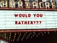 Would you Rather? Snail mail swap #4