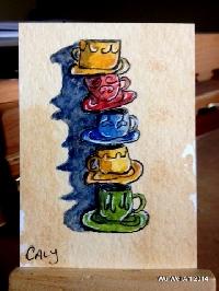 Tea Time - Pocket Letter