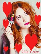 DWF: Hello Sweetie: Doctor Who(vian) Valentine