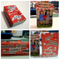 February Matchbox Swap