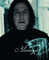 Severus Snape Profile Comment