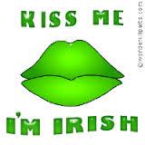 :) ~ Profile picture comment St Patrick's Day