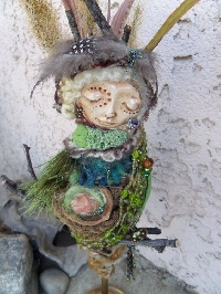 Mother Nature Spirit Doll