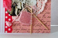 ATC with a Tooth Pick ~ Senders Choice