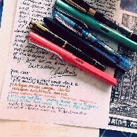 Fountain Pen Pal - Summer Edition 2016