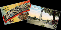8 Postcards in AUGUST 2016