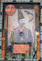 Halloween Candyless Altered Cigar Box Swap