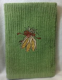 CQ: Fall Dish Towel swap