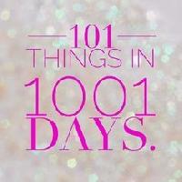 101 Things Progress- January 2017