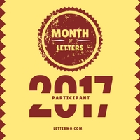 A Month of Letters Week 2