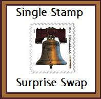 PBS: Single Stamp Surprise Swap #12 (USA)