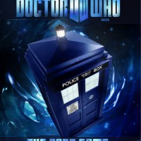 Fandom Stocking #3: Doctor Who