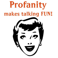 Profanity Postcard Swap #1