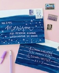 ISS: Themed Snail Mail